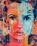 Marta-Zawadzka-canvas-anna-sell-gallery-woman-face-poland-artist-buy-shop-colorful-signed-big-street-art-artist
