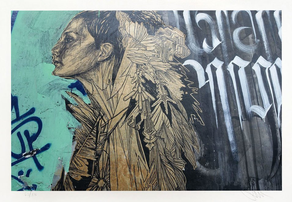 swoon-print-signed-ice-queen-caledonia-curry-artist-gallery-sale-street