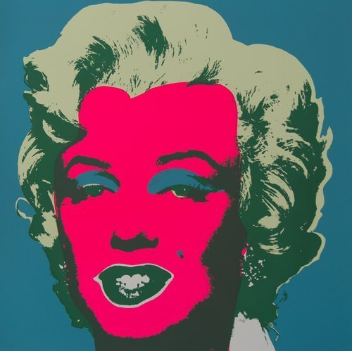 Andy Warhol sunday b morning