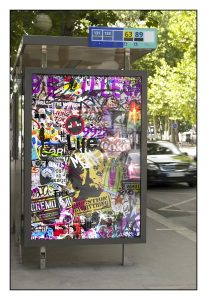 Christophe Catelain street art