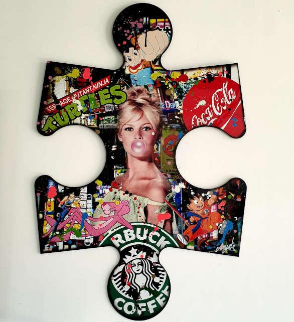 auguste artist puzzle