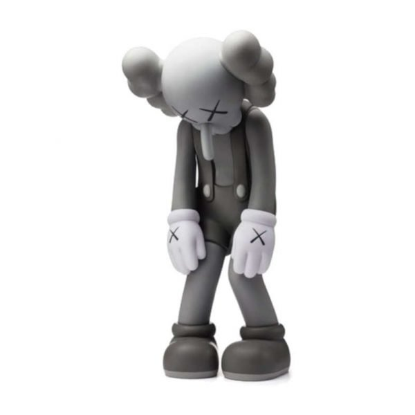 KAWS SMALL LIE GREY