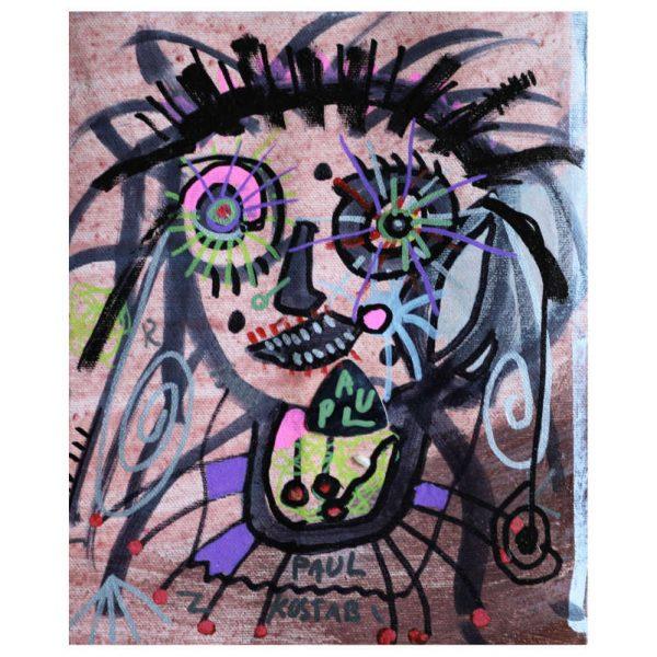paul kostabi art for sale