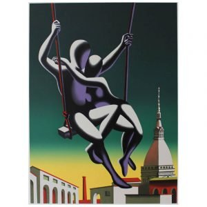 mark kostabi limited edition