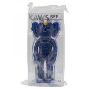 kaws bff blue edition