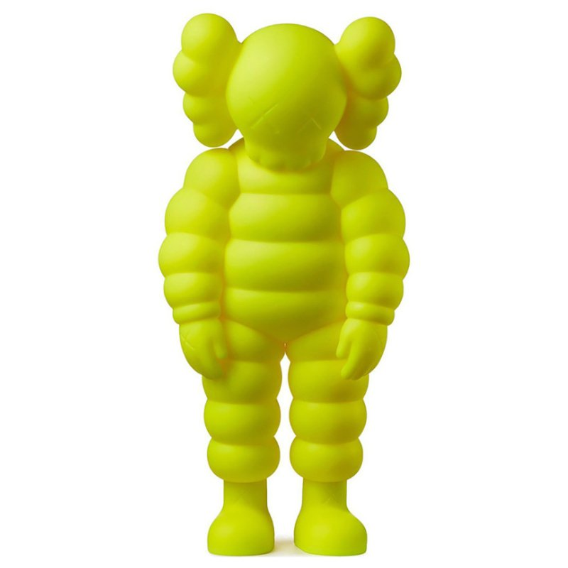 kaws what party yellow